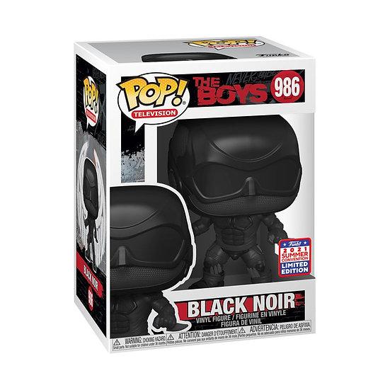 Pop! Vinyl FunKon 2021 The Boys - Black Noir