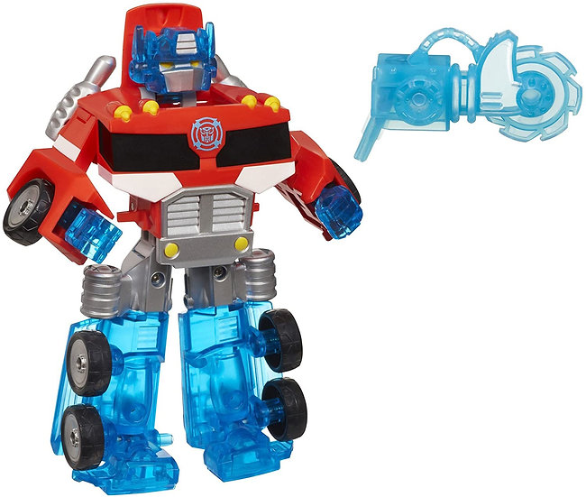Playskool Transformers Heroes Recue Bots Optimus Prime