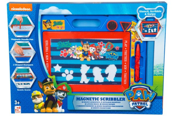 Paw Patrol: Magnetic Scribbler Assorted
