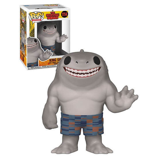 Pop! Vinyl The Suicide Squad - King Shark Pop!