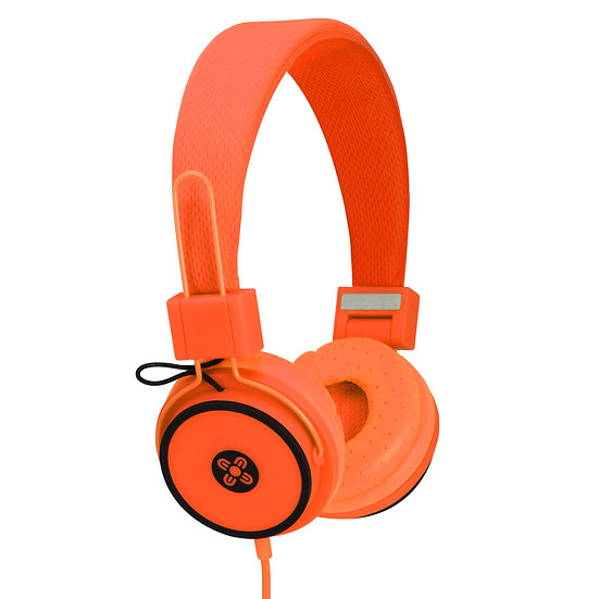 Moki Hyper Headphone - Orange