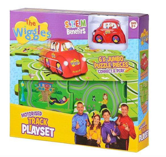 The Wiggles Motorised Track Set