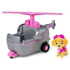 Paw Patrol Basic Vehicle -Skye