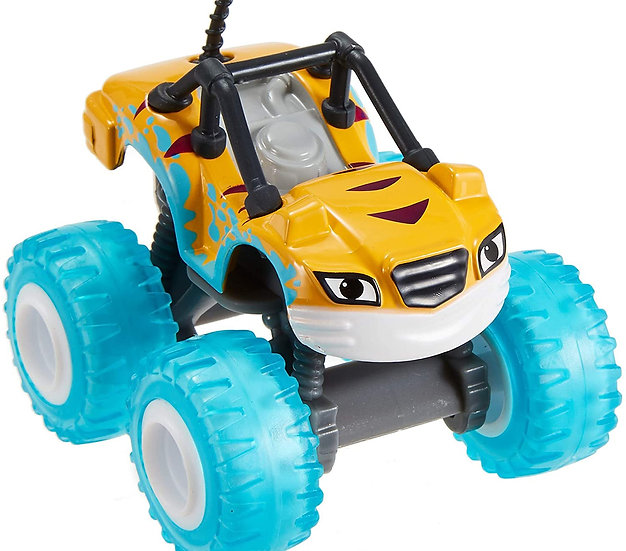 Genuine Blaze and the Monster Machines Water Rider - Stripes