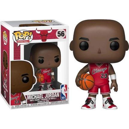 POP! Vinyl NBA: Bulls - Michael Jordan Rookie Uniform US Exclusive 56