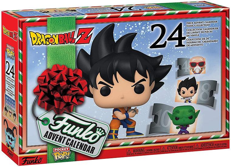 Dragon Ball Z Pocket Pop! - Countdown Advent Calendar