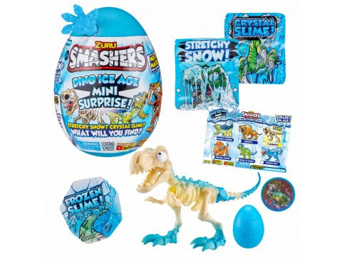 Smashers Dino Ice Age Small Egg assorted