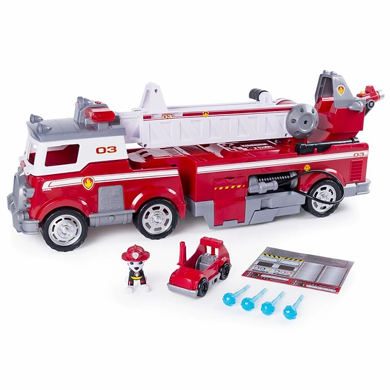 Paw Patrol Marshall Ultimate Fire Truck