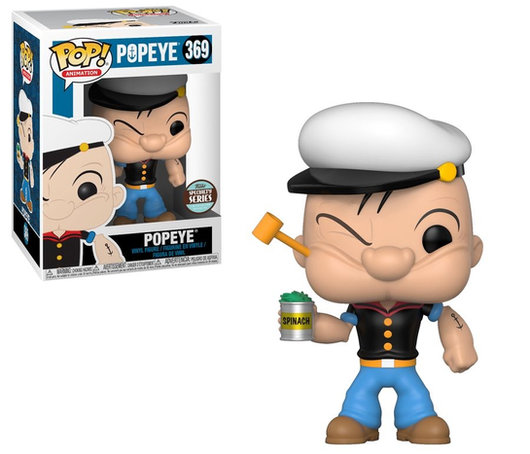 POP! Vinyl Popeye - Popeye Specialty Store Exclusive 369