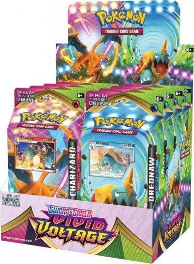 Pokemon Sword & Shield Vivid Voltage Theme Deck
