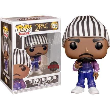 POP! Vinyl Tupac - Tupac Overalls US Exclusive 159