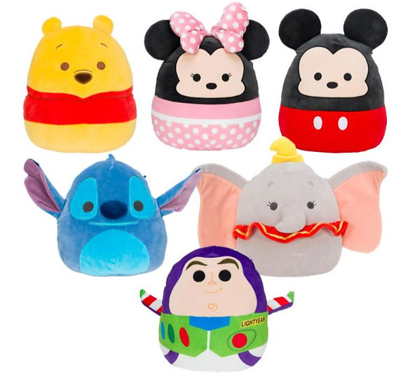 Squishmallows 16 inch Disney Assorted