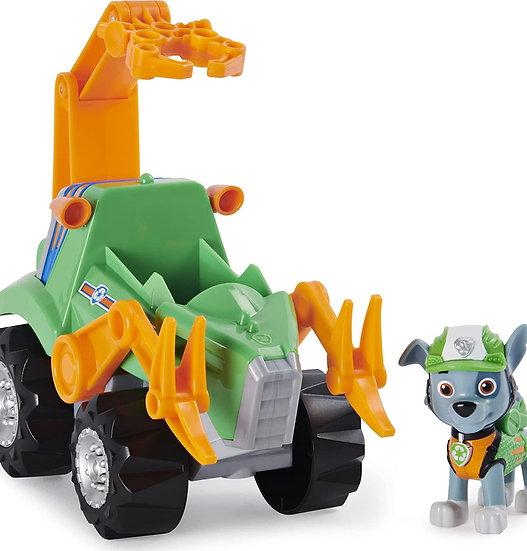 Paw Patrol Dino Rescue Rocky Deluxe vehicle