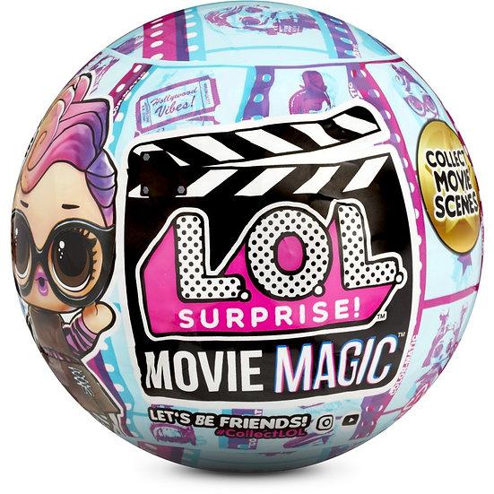 LOL Surprise Movie Magic Dolls with 10 Surprises - Assorted*