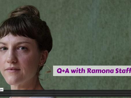 Q+A with Ramona Staffeld