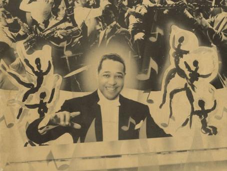 "Radio program about Ellington's ""Jump For Joy"""