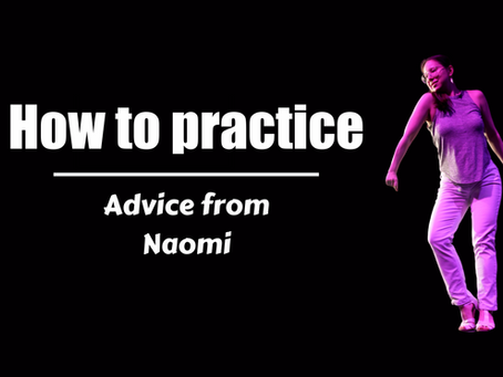 How to make yourself practice in the first place