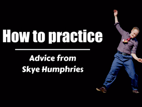 The 5 things Skye does for solo practice