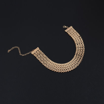 COLLIER FEMME GOLD NECKLACE