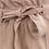 Thumbnail: SAND TIE FRONT HAREM TROUSERS