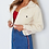 Thumbnail: SOLID CROPPED WARM TEDDY JACKET
