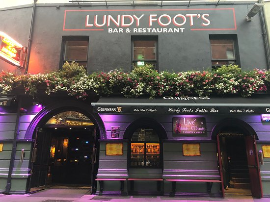 lundy-foots