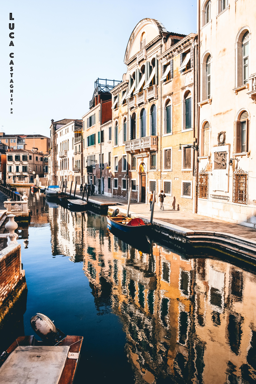 Venice's Reflections