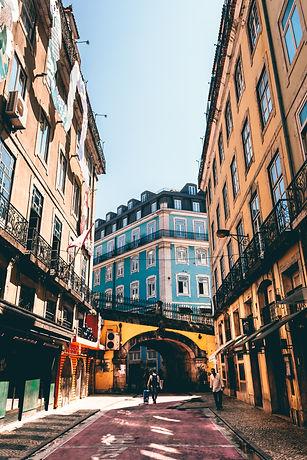 Lisbon's Colors