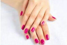 Get a manicure at Bare