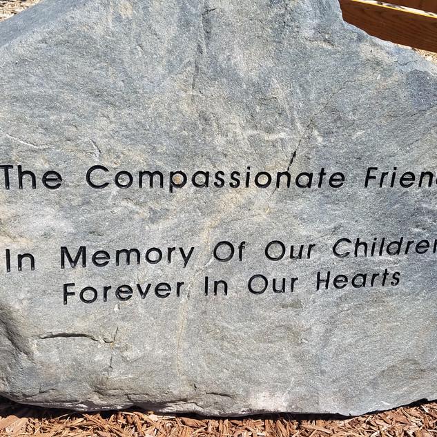 Compassionate Friends Stone