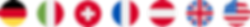 GeoHealth App Länder/Sprachen