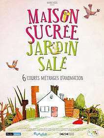 MAISON SUCRÉE, JARDIN SALÉ