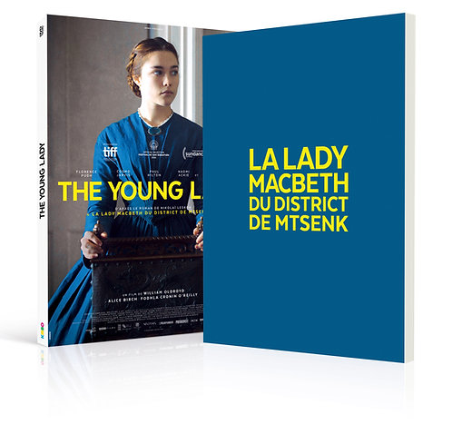 THE YOUNG LADY (DVD COLLECTOR)