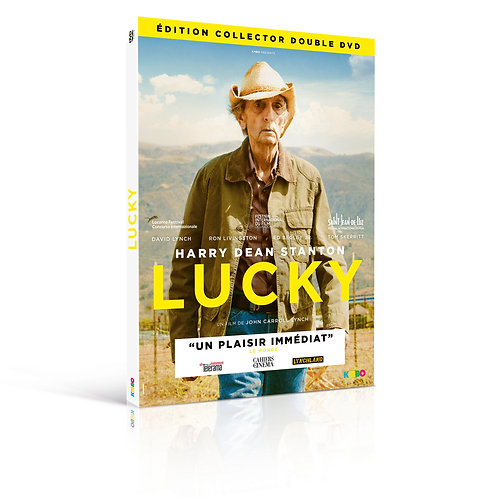 LUCKY - Édition collector