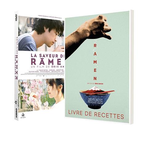 LA SAVEUR DES RAMEN - Edition collector