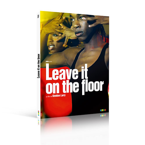 DVD LEAVE IT ON THE FLOOR