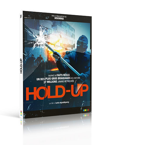 DVD HOLD UP