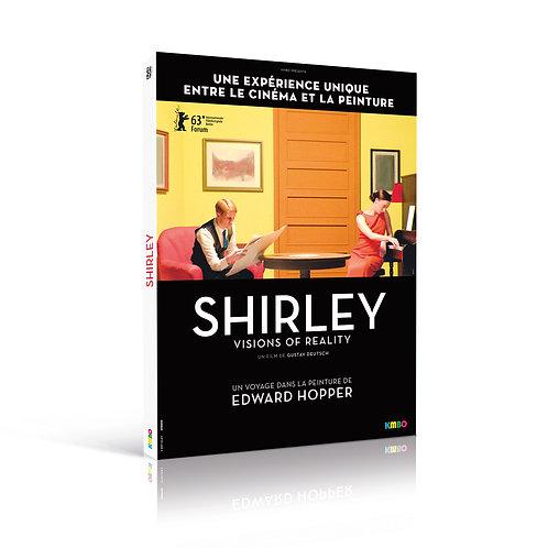 SHIRLEY,UN VOYAGE DANS LA PEINTURE DE HOPPER (DVD)