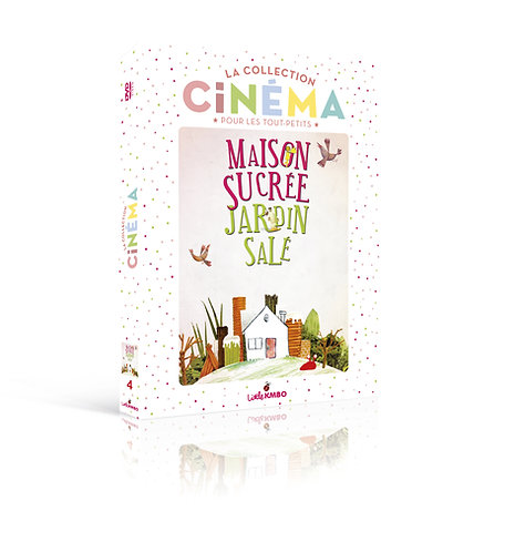 MAISON SUCRÉE JARDIN SALÉ (DVD)