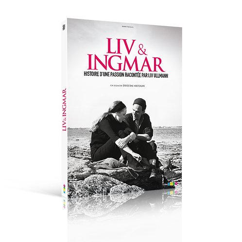 LIV & INGMAR (DVD)