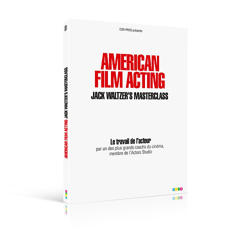 DVD AMERICAN FILM ACTING