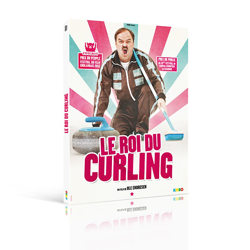 LE ROI DU CURLING (DVD)
