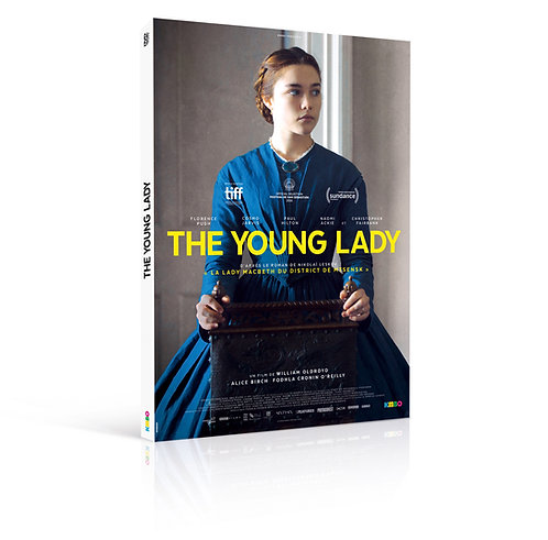 THE YOUNG LADY (DVD SIMPLE)