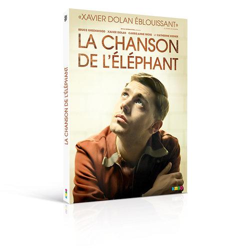 LA CHANSON DE L'ÉLÉPHANT (DVD)