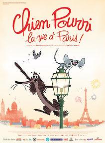 CHIEN POURRI : LA VIE À PARIS