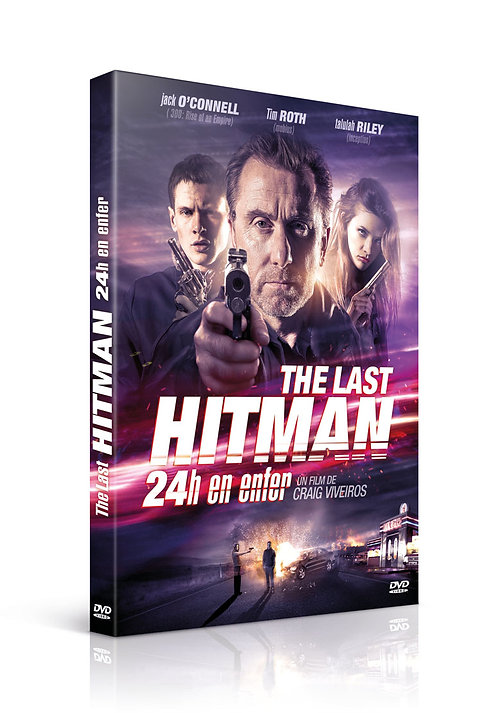 THE LAST HITMAN (DVD)