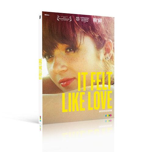IT FELT LIKE LOVE (DVD)