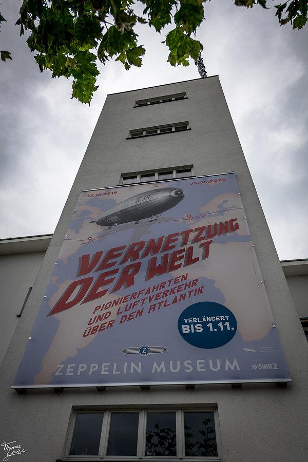 Zeppelin Museum Vernetzung der er Welt