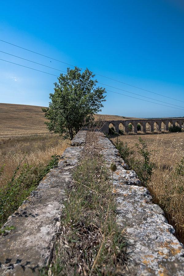 Aquädukt Tarquinia Viterbo