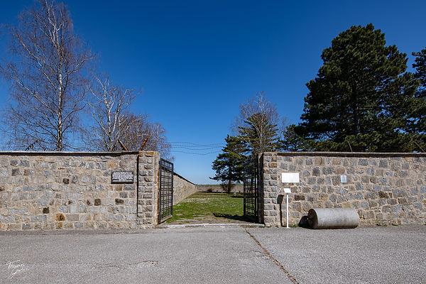 Camp II Cemetery